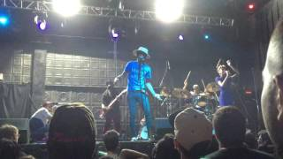 Seven Suns by Raury @ Revolution Live on 1/10/15