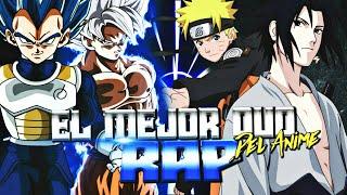 El Mejor Dúo del Anime   Rap Epico   SrMecossT