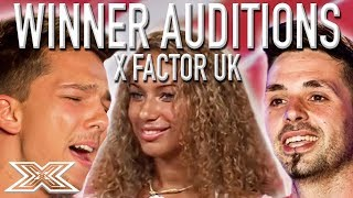 Winner Auditions X Factor UK 2004-2017 | X Factor Global