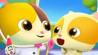 ★NEW★お医者さんになりきり❤お医者さんごっこ   赤ちゃんが喜ぶアニメ   動画   BabyBus
