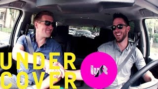 Undercover Lyft with Kris Bryant