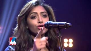 Mamta Mohandas Singing for Cancer Patients