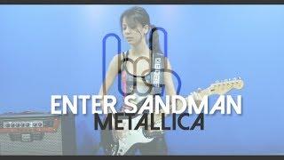 Juliana Vieira: Enter Sandman (Metallica) Cover