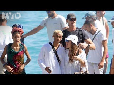 Xxx Mp4 Will Smith Y Su Familia Pasan Unas Lujosas Vacaciones The MVTO 3gp Sex