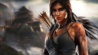 Tomb Raider 2013 Full Movie All Cutscenes HD