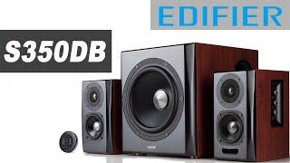 Обзор Edifier S350DB. Конструкция и особенности