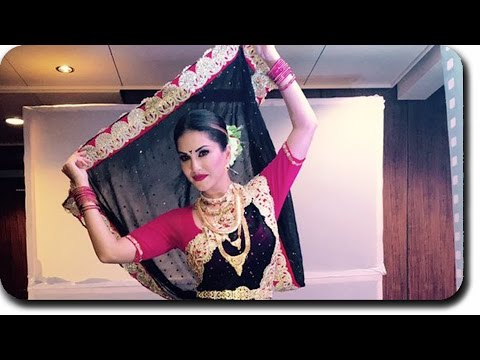 Xxx Mp4 Sunny Leone Does Lavani Dance IMFFA 2015 3gp Sex