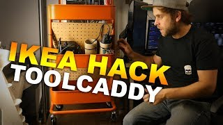 IKEA HACK | TOOL CADDY