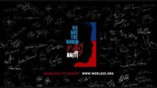 We Are The World 25 For Haiti - FULL studio version