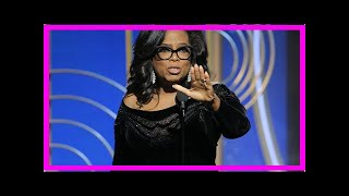 Hot News - Oprah for President? I have a better idea