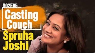 Casting Couch S2 E5 with Amey, Nipun & Spruha Joshi - Marathi Web Series