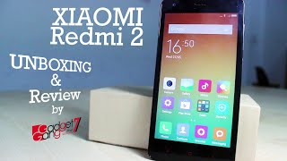 Xiaomi Redmi 2 - Unboxing & Review by GadgetGang7