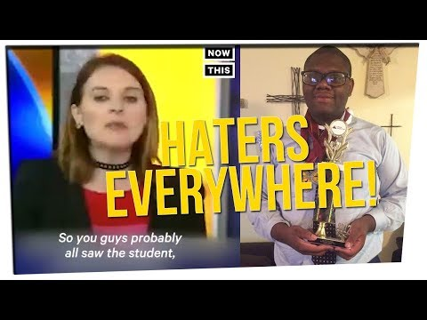News Anchors Trash Ambitious Teen ft. Ricky Shucks & DavidSoComedy