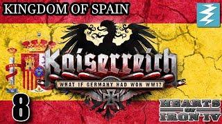 JUNGLE HIGHWAYS [8] - Spain- Kaiserreich Mod - Hearts of Iron IV HOI4 Paradox