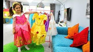 Emily's Magic Princess Dresses