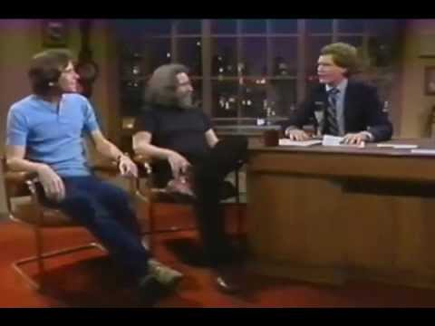 Garcia & Weir on Letterman 4 13 1982 New York NY LoloYodel
