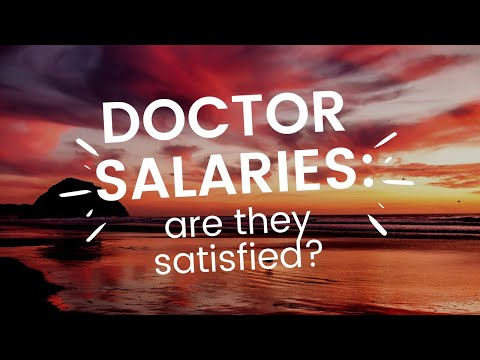 The Highest Paid Doctors in America / How Much Do US Doctors Make?