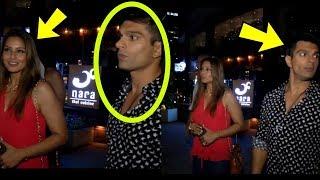 OMG ! Karan Singh Grover and Bipasha Basu stronly ignoring each other infront of media ? |Shocking