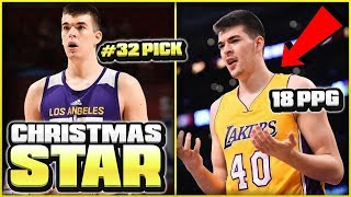 How IVICA ZUBAC Saved His LAKER CAREER In A Week!   Bench Warmer To Breakout STAR In 3 Games?