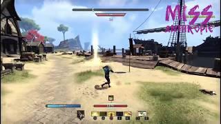[ESO] DRAGON BONES   Fabolous Magicka Templar   UNKILLABLE   INFINITE SUSTAIN & HIGH DAMAGE