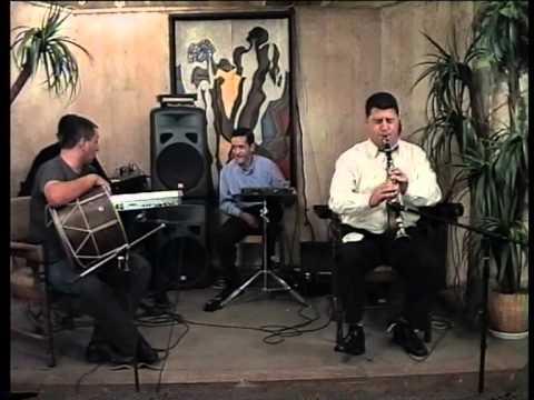 Garik Dhol Murad klarnet Artur Qyavar Armen Solo Blok Vahag 2001