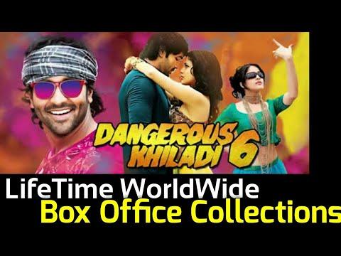Xxx Mp4 DANGEROUS KHILADI 6 2013 South Indian Movie LifeTime WorldWide Box Office Collection Hit Or Flop 3gp Sex