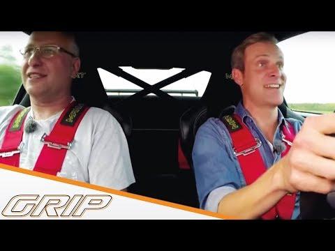 watch Das Asphaltduell: Deutschland vs. USA - GRIP - Folge 297 - RTL2