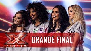 Ravena mostra energia com Anitta | X Factor BR