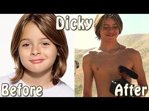 Nicky, Ricky, Dicky & Dawn ★ Before And After