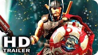 THOR RAGNAROK: NEW TV Spot Trailer (2017) + Extended Trailer & Clips, Marvel Superhero Movie HD