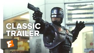 RoboCop (1987) Official Trailer - Cyborg Police Sci-Fi Movie HD
