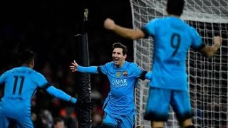 MSN • Messi Suarez Neymar - Top 20 Goals of 2016 (HD)