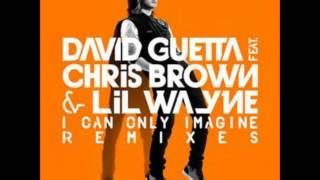 David Guetta ft. Chris Brown, Lil Wayne - I Can Only Imagine (audio)