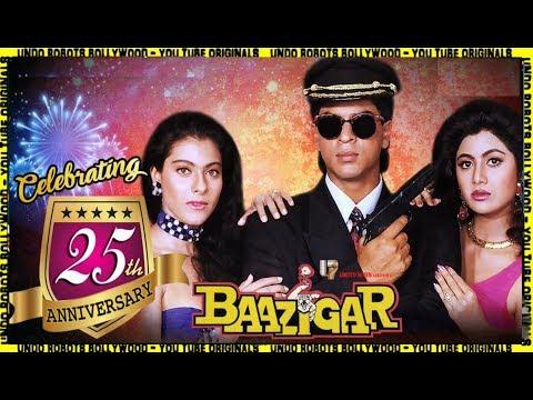 Xxx Mp4 Baazigar 25 Years Of Making 10 Facts Shah Rukh Khan Kajol 3gp Sex