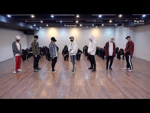 [CHOREOGRAPHY] BTS (방탄소년단) 'Golden Disk Awards 2018' Dance Practice #2018BTSFESTA