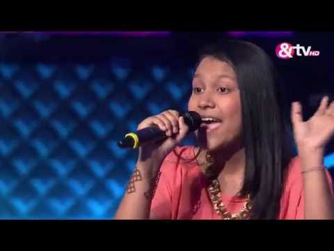 Xxx Mp4 Ankita Das Blind Audition Episode 6 August 07 2016 The Voice India Kids 3gp Sex