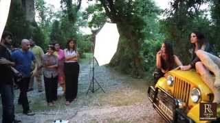Fashion Shoot for students of Raghu Rai Center for Photography