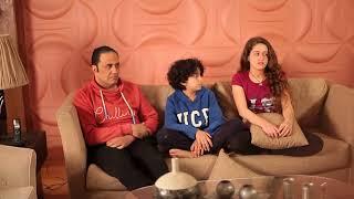 كواليس كوميدية  للنجمة داليا البحيري فى مسلسل يوميات زوجة مفروسة - Youmyat Zoga Mafrosa