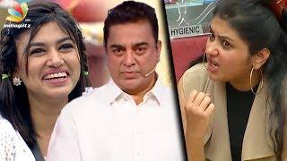 Namitha slams Oviya and Bigg Boss Tamil Show by sharing a POEM | Hot News
