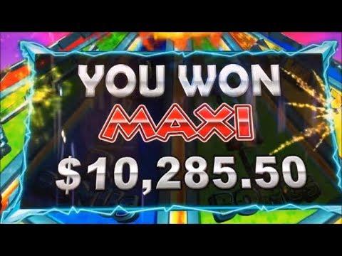 ★MASSIVE MAXI JACKPOT Bet $2.00☆MY BIGGEST JACKPOT EVER★STAR WATCH MAGMA (KONAMI) ☆HAPPY NEW YEAR !