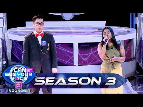 Duet Terbaik!! Maria Idol feat MISTER CULUN [KAMU YG KU TUNGGU] - I Can See Your Voice (236)