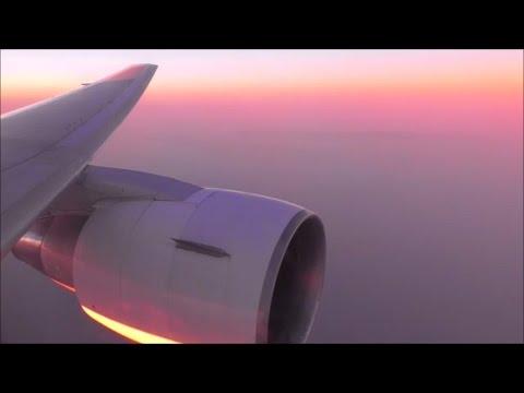 EL AL Israel Airlines Boeing 767-3Q8(ER)   London Luton to Tel Aviv *Full Flight*