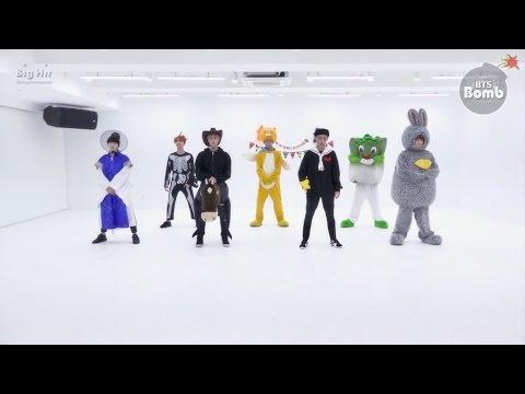 BANGTAN BOMB 방탄소년단 BTS 21세기 소녀 21st Century Girl Dance Practice Halloween ver.