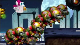 Mega Quarterback EXTENDED | Zombie Tsunami Gameplay