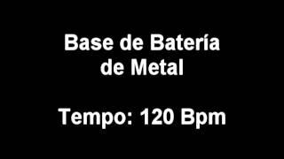 Base de Batería - Metal