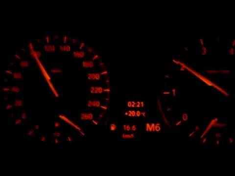 CONSUMO DE COMBUSTÍVEL A 100 KM H BMW 320I e90
