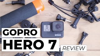 The BEST In-camera stabilisation ever? | GoPro Hero 7 Review | Trusted Reviews