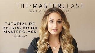 Tutorial The Master Class In London - Mario || Andréa Sousa - Make Up Artist