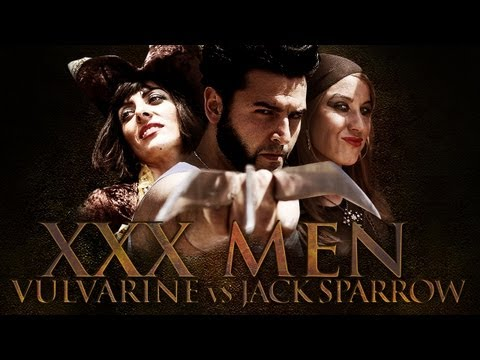 Xxx Mp4 XXX MEN 2 VULVArine Vs Jack Sparrow 3gp Sex