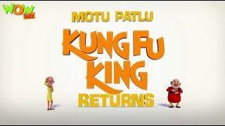 Motu Patlu Kungfu king Returns - Promo